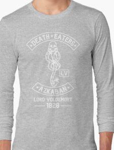 death eaters Azkaban white Long Sleeve T-Shirt