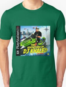 Adventures of DJ Khaled T-Shirt