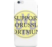 Borussia Dortmund Support iPhone Case/Skin