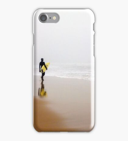 Christmas present for surfers. iPhone Case/Skin