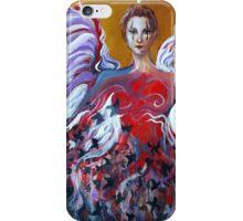 Dark Starling iPhone Case/Skin
