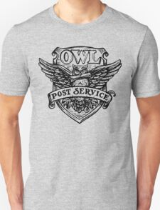 OWL post sevice  T-Shirt