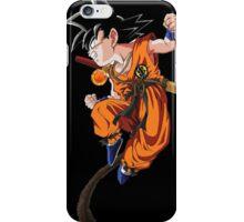 Kid Goku Dragonball iPhone Case/Skin