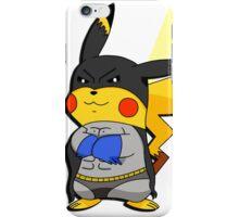 Pikachu Batman Mashup iPhone Case/Skin