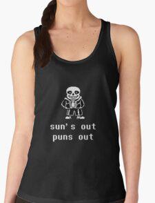 Sans - Sun's out Puns out T-Shirt