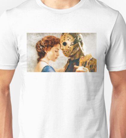 Jason Vorhees as Jack Dawson Unisex T-Shirt