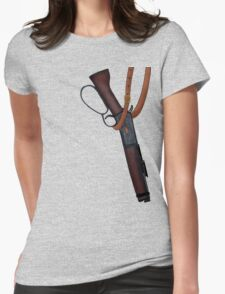 Mare's Leg Womens Fitted T-Shirt