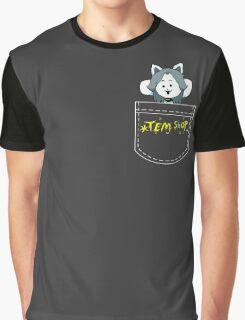 Temmie Pocket Tee Graphic T-Shirt