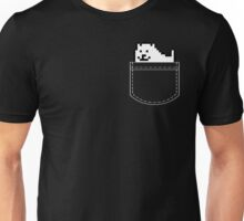 Undertale Dog Pocket Tee Unisex T-Shirt