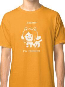 Undertale Temmie Classic T-Shirt