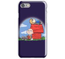ONE PUNCH PEANUT iPhone Case/Skin