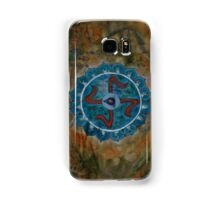 Vishuddha - Throat Chakra 5  Samsung Galaxy Case/Skin