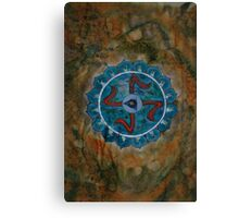 Vishuddha - Throat Chakra 5  Canvas Print