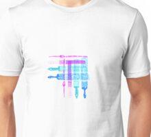INDIA BRUSH Unisex T-Shirt