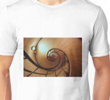 Arc de Triomphe Staircase Unisex T-Shirt