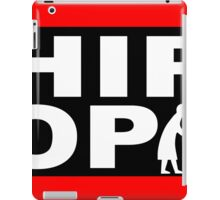 HIP OP iPad Case/Skin