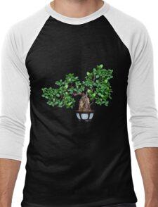 Bonsai tree Men's Baseball ¾ T-Shirt