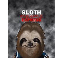 Stoner Sloth stars in Pineapple Express Photographic Print
