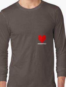 Determination Heart Long Sleeve T-Shirt