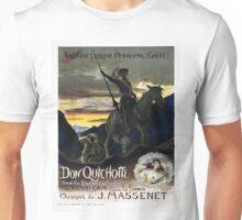 Vintage French Don Quixote Opera Unisex T-Shirt