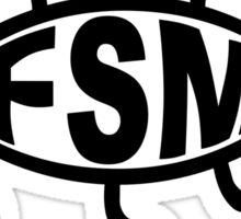 FSM Sticker