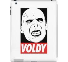 Lord Voldemort iPad Case/Skin