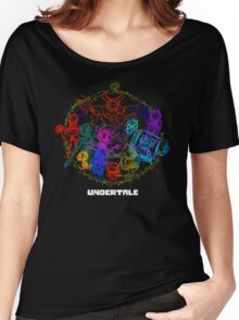 Undertale Limited Edition Women's Relaxed Fit T-Shirt