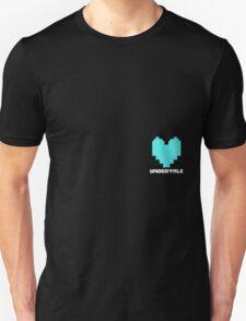 Sans Determination Heart T-Shirt