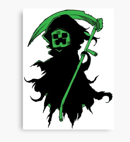 Death Creeper Canvas Print