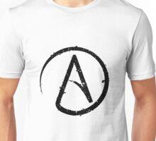 ATHEISM SYMBOL Unisex T-Shirt