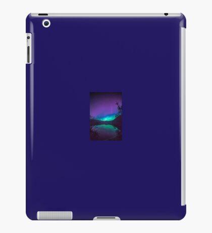 Reflet du relief. iPad Case/Skin