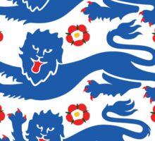 Three Lions Sticker