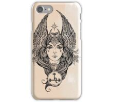Angel #3 iPhone Case/Skin