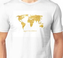 Gold Adventures Unisex T-Shirt