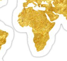 Gold Adventures Sticker