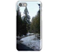 Forrest Drive iPhone Case/Skin