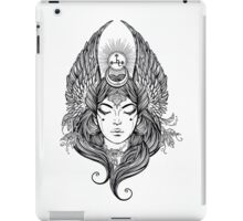 Angel #5 iPad Case/Skin