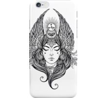 Angel #4 iPhone Case/Skin