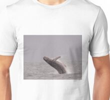 Whale in Galapagos island Unisex T-Shirt