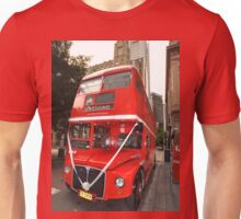 London Bus, Sydney, Australia 2013 Unisex T-Shirt