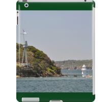 HMAS Sydney Monument & Tall Ships Departure 2013 iPad Case/Skin