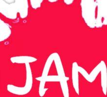 JAM! Sticker