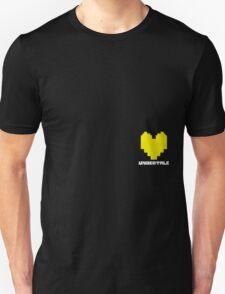 Mettaton Determination Heart T-Shirt