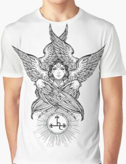 Angel #7 Graphic T-Shirt