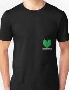 Undyne Determination Heart T-Shirt
