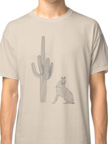 Lonely Coyote Classic T-Shirt