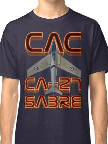 CAC Ca-27 Sabre  Classic T-Shirt