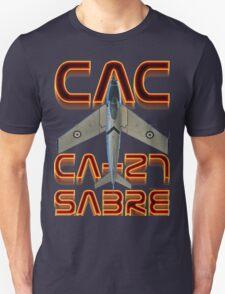 CAC Ca-27 Sabre  T-Shirt