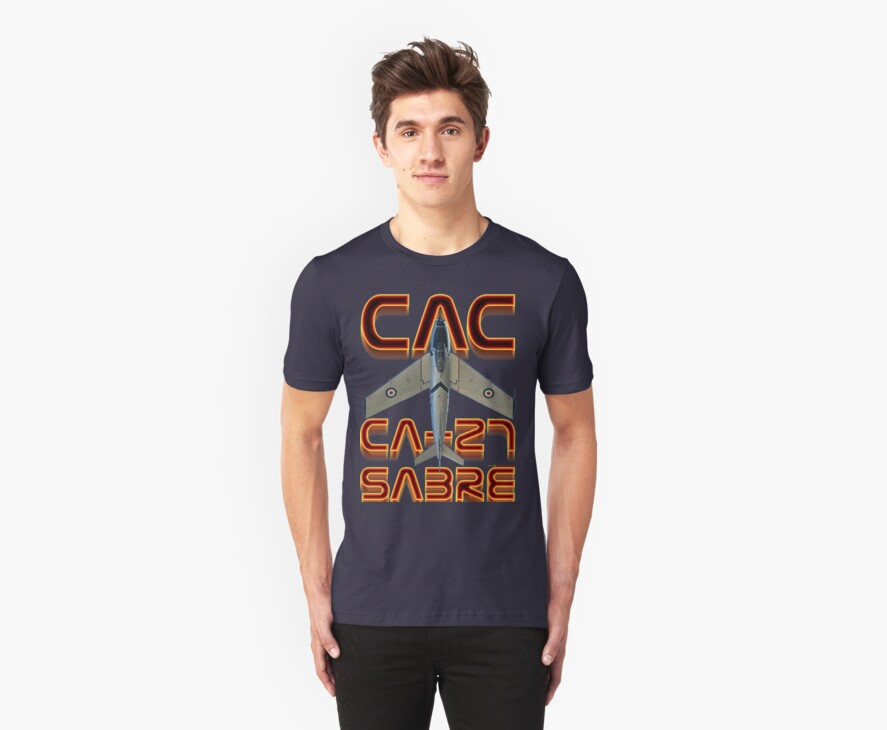 CAC Ca-27 Sabre  by muz2142