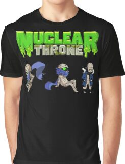 Rebel - Nuclear Throne Graphic T-Shirt